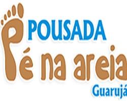 Up Reservas Site para Hotéis e Pousadas - Cliente Pousada Pe na Areia Guarujá
